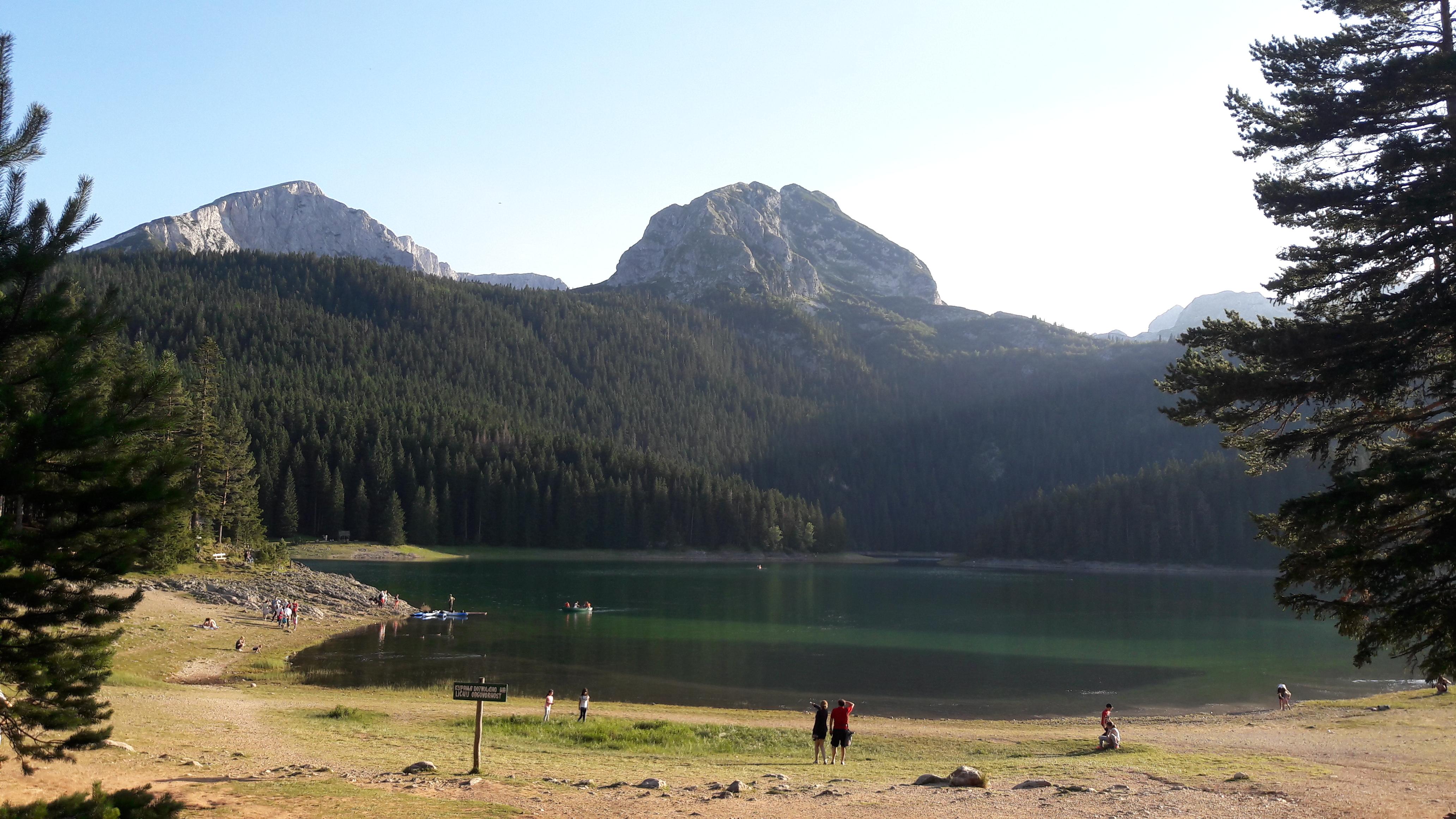booking accommodation black lake durmitor zabljak