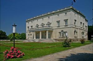 belgrade beli dvor white court