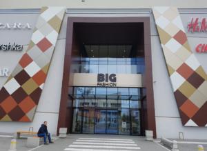 belgrade big fashion shopping center beograd