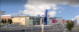 belgrade delta city shopping center beograd