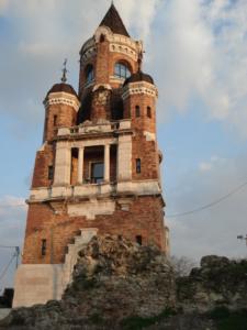 belgrade gardos tower zemun