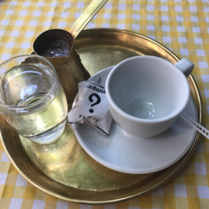 belgrade coffee and ratluk