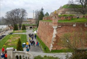 belgrade kalemegdan fortress and park