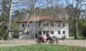 belgrade residence of prince milos