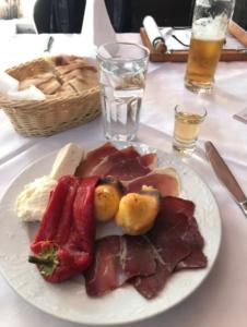belgrade serbian appetizer