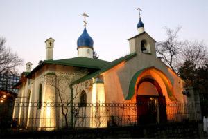belgrade ruska crkva church of the holy trinity russian church