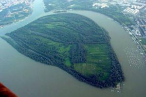 belgrade great war island veliko ratno ostrvo