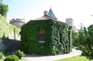 belgrade crkva ruzica kalemegdan church of the holy mother of god