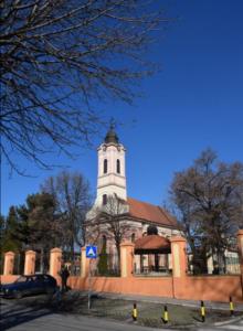 belgrade crkva svete trojice zemun holy trinity church