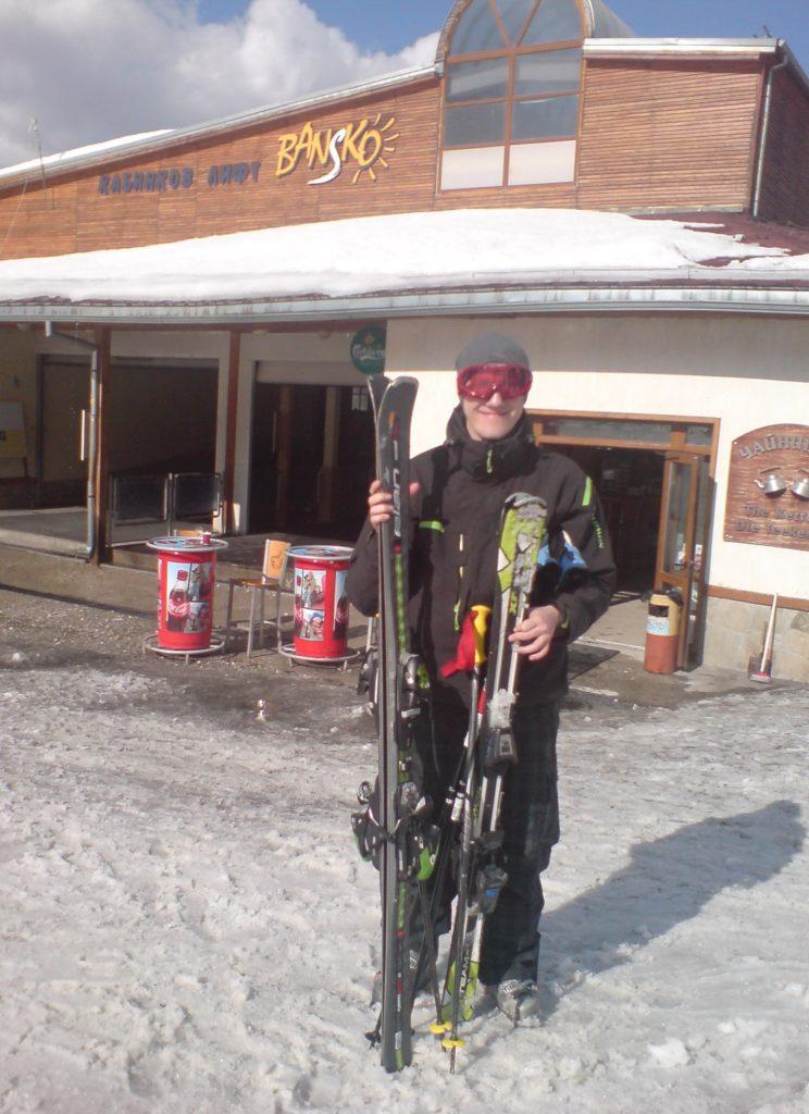 ski instruktor skijanje casovi skijanja bansko bugarska