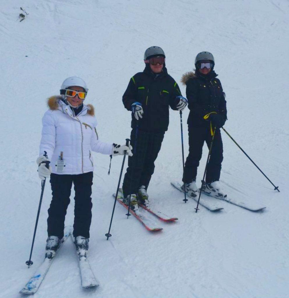 ski instruktor skijanje casovi skijanja bansko bugarska vail denver amerika