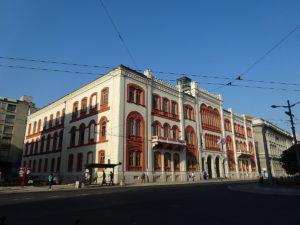 beograd kapetan misino zdanje zgrada beogradskog univerziteta beogradski univerzitet