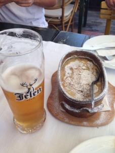 beograd srbija jelen pivo