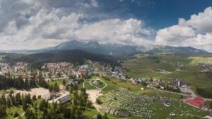 letnji booking smestaj planina durmitor grad zabljak crna gora panorama