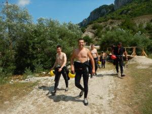 letnji booking smestaj planina durmitor grad zabljak kanjon nevidio kanjoning canyoning crna gora obilasci ture aktivni odmor
