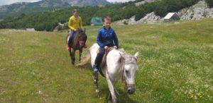 letnji booking smestaj priroda aktivnosti obilasci kolima pesacke ture hiking planina durmitor grad zabljak crna gora crno jezero iz vazduha